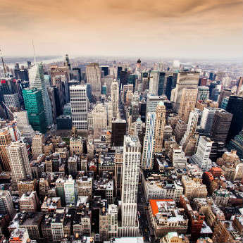 The Best Places to See New York's Skyline
