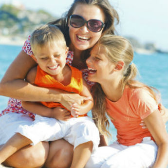 Tips For Holidaying As A Single Parent