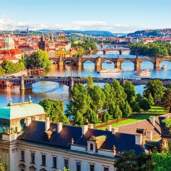 Top 10 Cheap City Breaks in Europe