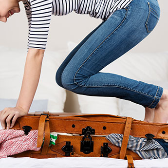 Top 10 packing tips