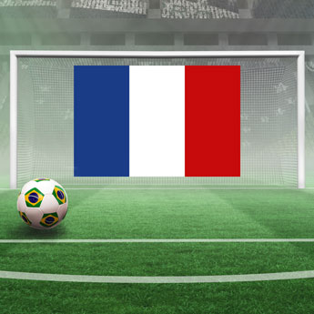 Watching the World Cup Abroad: France
