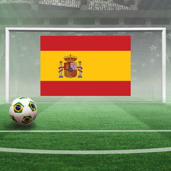 Watching the World Cup Abroad: Spain