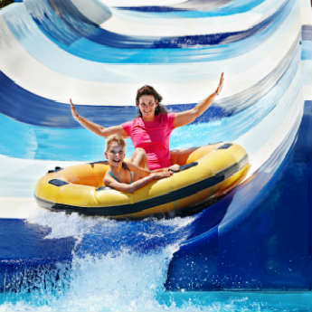 Water Parks That Are Open All Year Round
