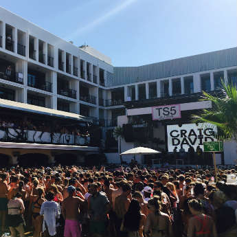 What To Expect From Craig David's TS5 Pool Party