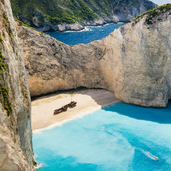 What You Need To Know About Zante's Shipwreck Cove
