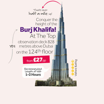 Your Guide to Dubai's Attractions