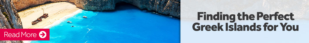 Finding the perfect Greek island for you