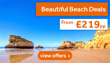 Beautiful Beach Deal