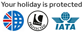 Your holiday is protected